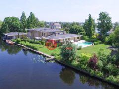 居外网在售荷兰Vinkeveen10卧的房产总占地3595平方米EUR 4,850,000