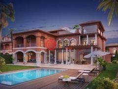 居外网在售阿联酋迪拜7卧7卫的房产总占地1938平方米AED 51,380,000