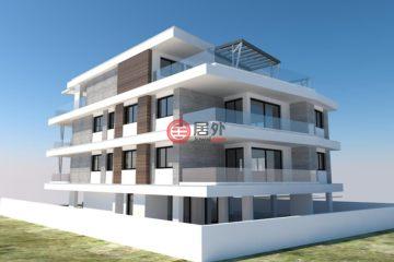 居外网在售塞浦路斯1卧1卫新房的房产总占地89平方米EUR 450,000