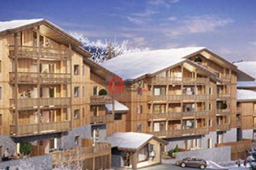 居外网在售法国2卧2卫新开发的房产EUR 238,603