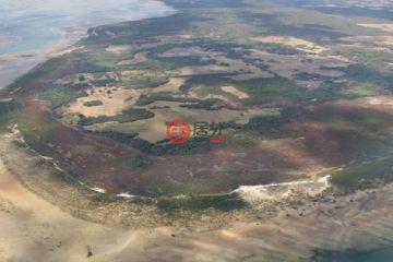 居外网在售澳大利亚French Island总占地1671824平方米的乡郊地产