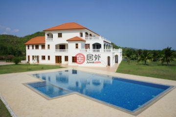 居外网在售泰国华欣10卧13卫的房产总占地6400平方米THB 88,888,888