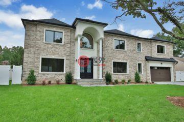 美国房产房价_新泽西州房产房价_帕拉姆斯房产房价_居外网在售美国帕拉姆斯6卧5卫新房的房产总占地1060平方米