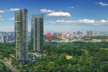 中星加坡房产房价_新加坡房产房价_居外网在售新加坡3卧2卫新开发的房产总占地9245平方米SGD 3,378,000