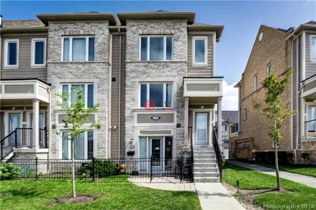 加拿大安大略省密西沙加3臥3衛的房產