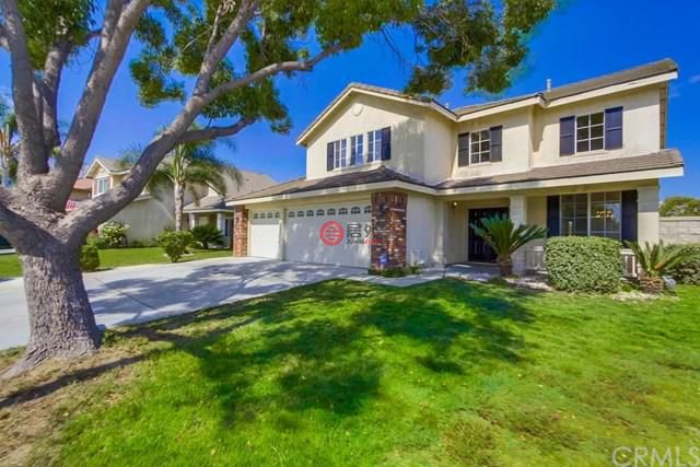 美國加州安大略4臥3衛的房產