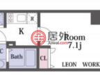 日本大阪府Osaka的房产,morinomiya,编号53926635