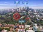 澳大利亚新南威尔士州North Sydney的商业地产,184 & 186 Falcon Street,编号51426139