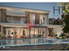 居外网在售阿联酋迪拜5卧7卫的房产总占地410平方米AED 3,990,000