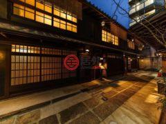 居外网在售日本Nakagyo-KuJPY 550,000,000总占地266平方米的土地