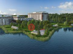 居外网在售加拿大巴里1卧1卫的房产总占地84平方米CAD 483,900