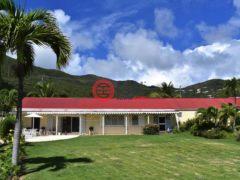 居外网在售英属维尔京群岛3卧3卫的房产总占地4553平方米USD 2,150,000