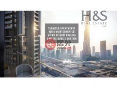 居外网在售阿联酋迪拜3卧3卫的房产总占地132平方米AED 4,099,888