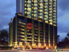 居外网在售马来西亚Jelutong2卧2卫的新建房产总占地4812平方米