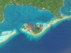 居外网在售洪都拉斯Roatán18卧18卫的房产总占地129499平方米