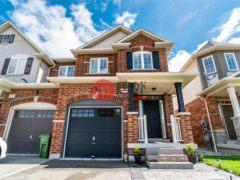 居外网在售加拿大汉密尔顿3卧3卫的房产总占地139平方米CAD 679,999