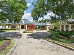 居外网在售美国8卧12卫的独栋别墅总占地34520平方米USD 9,500,000