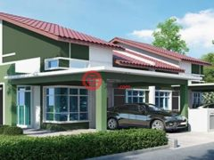 居外网在售马来西亚4卧4卫的新建房产总占地189.9867168平方米