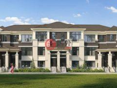 居外网在售加拿大5卧4卫的新建房产总占地221.75955648平方米