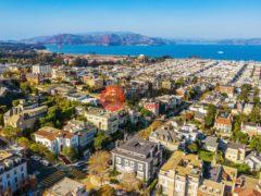 美国房产房价_加州房产房价_旧金山房产房价_居外网在售美国旧金山8卧8卫的房产总占地764平方米USD 26,800,000