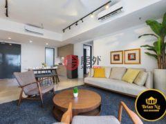 居外网在售马来西亚3卧3卫的公寓总占地121平方米MYR 1,580,000