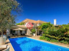 居外网在售葡萄牙Vale do Lobo3卧3卫的房产总占地554平方米EUR 1,990,000