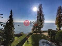 居外网在售瑞士Pully7卧8卫的房产总占地1480平方米