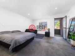 居外网在售新西兰1卧1卫的房产总占地40平方米