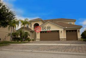 美国房产房价_佛罗里达州房产房价_基西米房产房价_居外网在售美国基西米5卧5卫的房产总占地907平方米USD 500,000