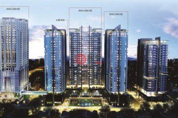 居外网在售越南2卧2卫新房的房产总占地91平方米USD 129,000
