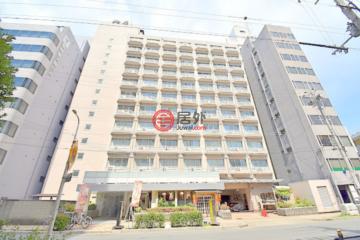 居外网在售日本1卧1卫特别设计建筑的房产总占地28平方米JPY 5,200,000