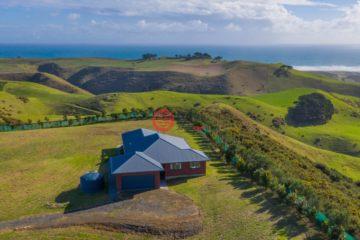 居外网在售新西兰RaglanNZD 1,249,000总占地53750平方米的乡郊地产