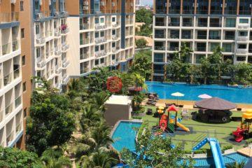 居外网在售泰国1卧1卫新房的房产总占地1208平方米THB 1,349,000