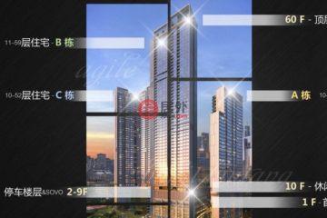 马来西亚房产房价_Wilayah Persekutuan房产房价_Kuala Lumpur房产房价_居外网在售马来西亚Kuala Lumpur2卧1卫新开发的房产总占地15216平方米MYR 1,162,000