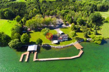 加拿大房产房价_安大略省房产房价_South Glengarry房产房价_居外网在售加拿大South Glengarry6卧5卫特别设计建筑的房产总占地41000平方米USD 3,990,000