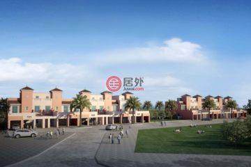 居外网在售阿联酋Dubai Sports City新房的新建房产总占地249平方米