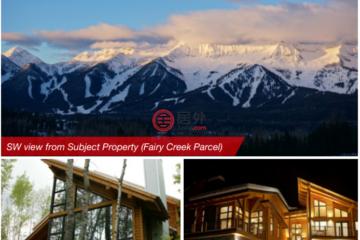 加拿大房产房价_不列颠哥伦比亚省房产房价_Fernie房产房价_居外网在售加拿大Fernie总占地922683平方米的土地