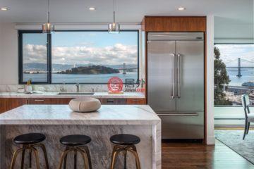 居外网在售美国旧金山6卧7卫的房产总占地518平方米USD 7,950,000