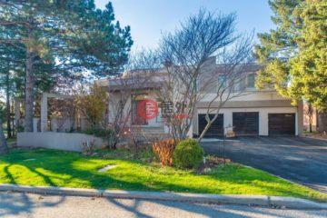 居外网在售加拿大5卧8卫曾经整修过的独栋别墅总占地1359平方米CAD 5,000,000