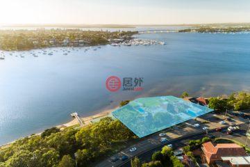 居外网在售澳大利亚总占地5051平方米的土地