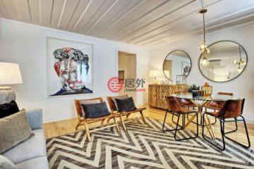 居外网在售葡萄牙2卧2卫的公寓总占地78平方米EUR 397,000