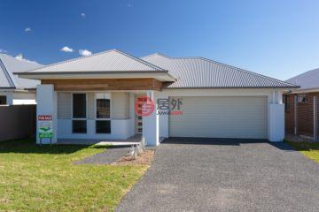 居外网在售澳大利亚4卧2卫新房的房产总占地469平方米AUD 539,000