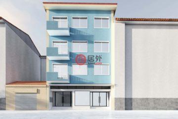 居外网在售葡萄牙1卧1卫曾经整修过的房产总占地135平方米EUR 157,930