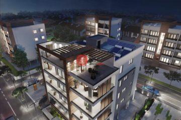 居外网在售塞浦路斯2卧1卫新房的房产总占地80平方米EUR 250,000