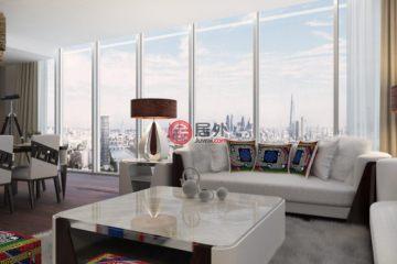 居外网在售英国5卧6卫新房的公寓总占地743平方米GBP 6,500,000