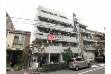 居外网在售日本Tokyo的房产总占地20平方米JPY 10,700,000