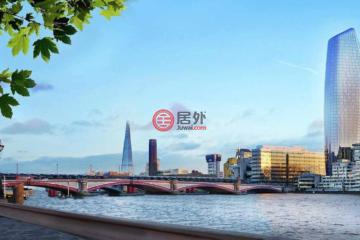 英国房产房价_英格兰房产房价_伦敦房产房价_居外网在售英国伦敦1卧1卫的房产总占地58平方米GBP 1,400,000