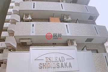 居外网在售日本大阪市1卧的房产总占地200平方米JPY 13,300,000