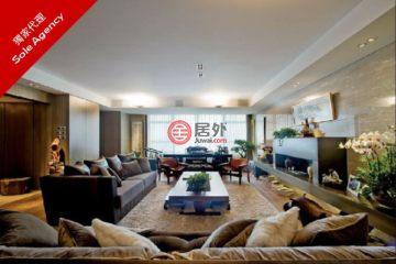 中国香港房产房价_香港岛房产房价_居外网在售中国香港香港岛4卧3卫特别设计建筑的房产总占地240平方米HKD 138,000,000