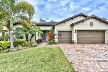 美國房產房價_佛羅里達州房產房價_邁爾斯堡房產房價_居外網在售美國邁爾斯堡3臥3衛原裝保留的房產總占地231平方米USD 400,000